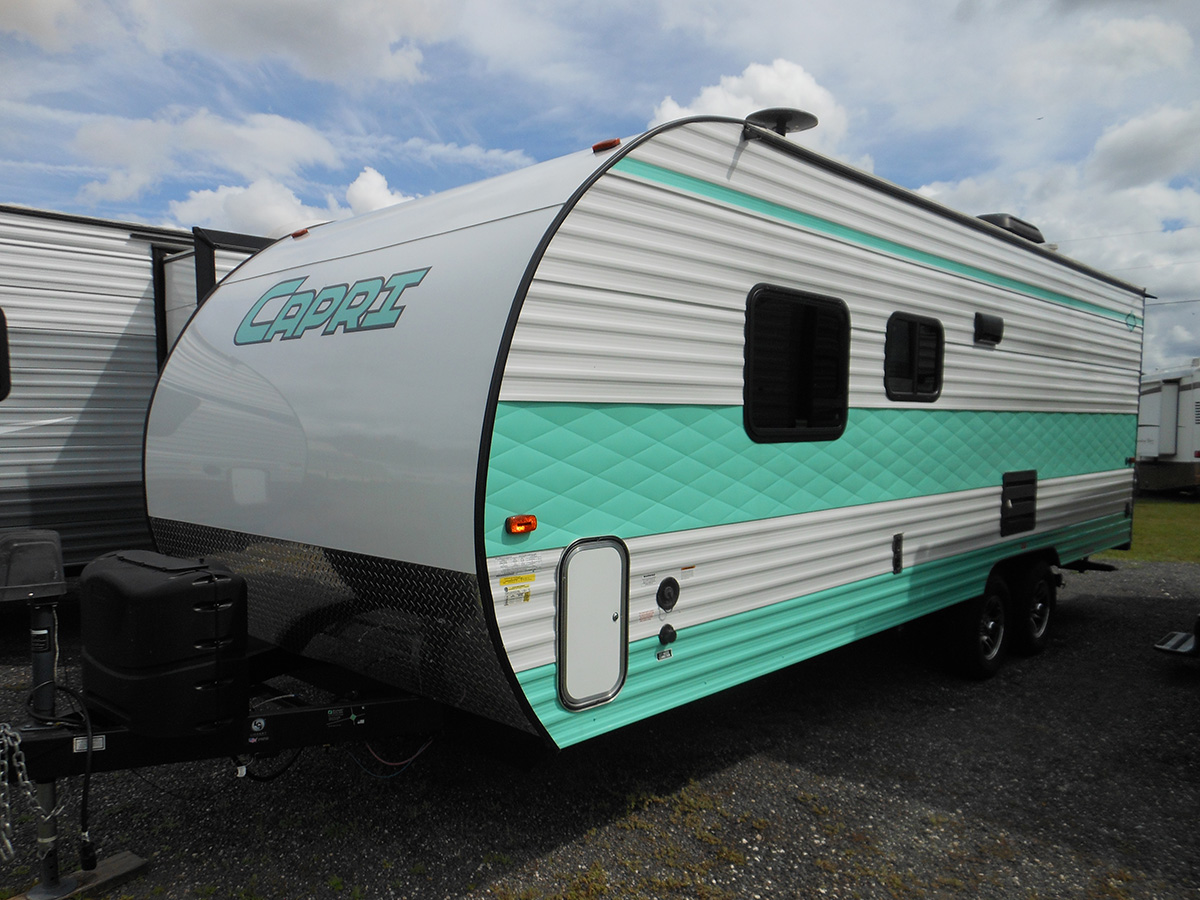 Homosassa Travel Trailers | Arrow RV